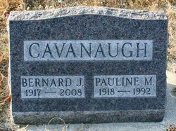"Bernard James ""B.J."" Cavanaugh"