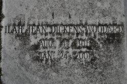 Ilah Jean <I>Dickens</I> Woodard