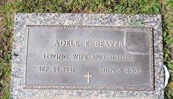 Adele Elizabeth <I>Gilbert</I> Beaver
