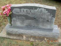 Dorothy Glynn <I>Bell</I> Beck