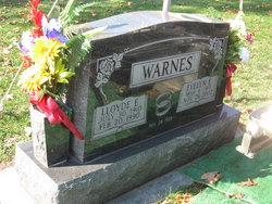 Lloyde E. Warnes