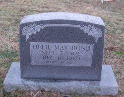 Ollie May Bond