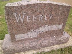Edna Lucille <I>Cummins</I> Wehrly