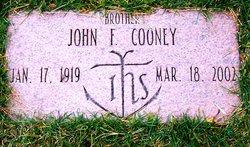 "John Francis ""Jack"" Cooney"