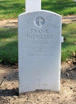 Frank Niemeyer