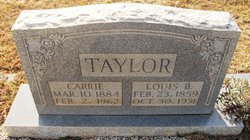 Louis Bluford Taylor