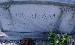 George Hulon Durham