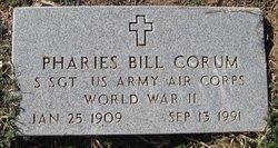 Pharies Bill Corum