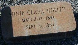 Annie Clara <I>Halstead</I> Holley