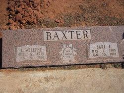 Earl Everette Baxter