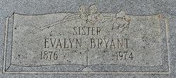Evalyn <I>Magruder</I> Bryant