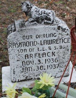 Raymond Lawrence Arflack