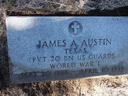 James Arthur Austin