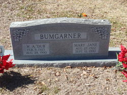 Mary Jane Bumgarner
