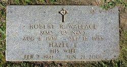 Hazel Lawrene <I>Dubray</I> Wallace