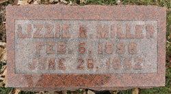 Lizzie R Miller