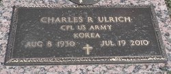 "Charles Ray ""Charlie"" Ulrich"