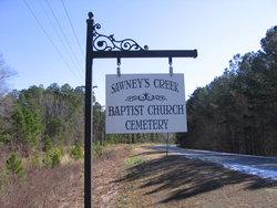Sawneys Creek Baptist Church Cemetery