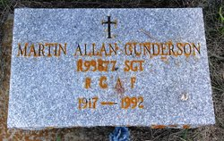 Martin Allan Gunderson