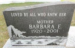 Barbara E. Moen