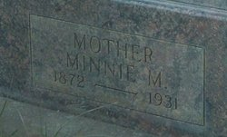 Minnie Mary <I>Aulm</I> Scott