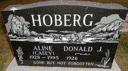 "Aline ""Casey"" Hoberg"
