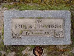 Arthur Joseph Davidson