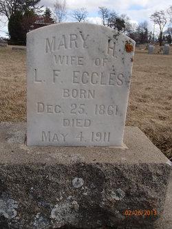 Mary Helen <I>Emery</I> Eccles