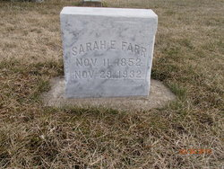 Sarah Elizabeth <I>Layman</I> Farr