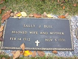 Sally J. Buie