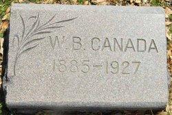 W. B. Canada