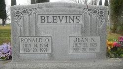 Ronald O Blevins