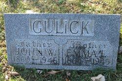 Emma L <I>Weaver</I> Gulick