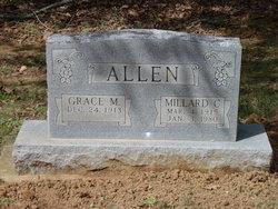 "Grace Marie ""Gracie"" <I>Charlton</I> Allen"