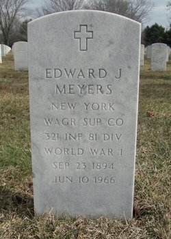Edward J Meyers