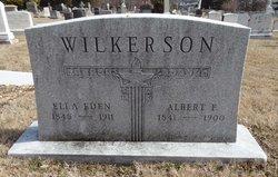 Albert Franklin Wilkerson