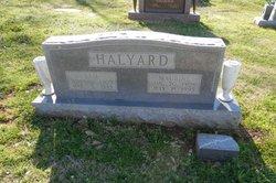 Maurine <I>Todd</I> Halyard