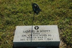 Corp Samuel B. Scott