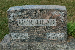 Clinton Dewitt Morehead