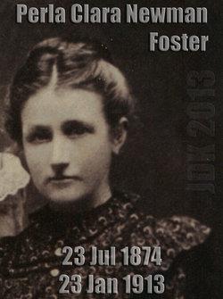 Perla Clara <I>Newman</I> Foster