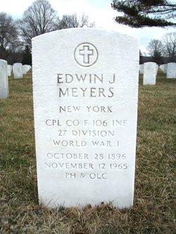 Edwin J Meyers