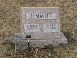 "Delbert Relton ""Del"" Dimmitt"