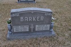 Albert Frances Barker