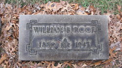 William B Roof