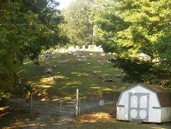 Liberty Baptist Church Cemetery at Spring Creek