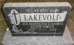 Keith Owen Lakevold