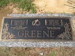 Mary Lois <I>Salter</I> Greene