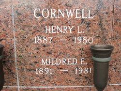 Henry Lewis Cornwell