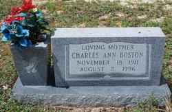 Charles Ann Boston