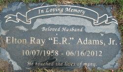 """Elton Ray """"E.R."""" Adams, Jr"""